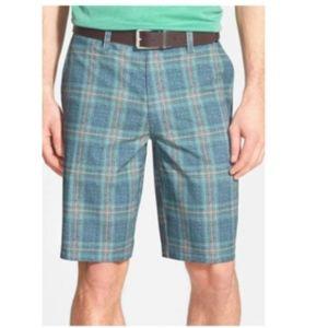 Travis Mathew 'Charles' Water Repellent Shorts